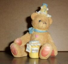 "Cherished Teddies Collectible Figurine - ""Seven is as Sweet as Honey"" - Vguc"