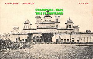R440209 Chutter Munzil. Lucknow. S. D. M. 4176