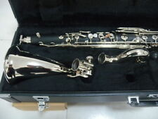 NEW Bass Clarinet Model PADS And Case Low Eb Nice Tone  #A06