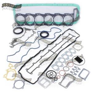 Hino J08E Engine Gasket Kit for Kobelco SK330-8 SK350-8 SK260-8 Hino 268 338