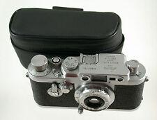 Original Leica Leitz Tasche Case Bag Etui Leather Leder IIIg Ig (7))