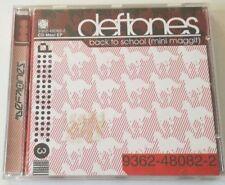 DEFTONES BACK TO SCHOOL (MINI MAGGIT) CD ALBUM OTTIMO SPED GRATIS SU + ACQUISTI