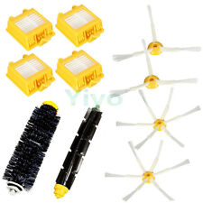 10pcs Armed Brush Filters for iRobot Roomba Vacuum Parts 700 Series 760 770 780
