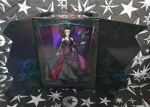 Disney Store Maleficent Midnight Masquerade Collection Limited Edition Doll