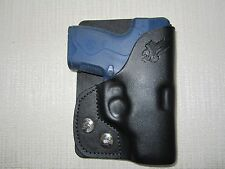 BERETTA NANO formed leather LEFT HAND, wallet and pocket holster
