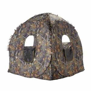 Stealth Gear Camouflage Square Hide for Wildlife Photography