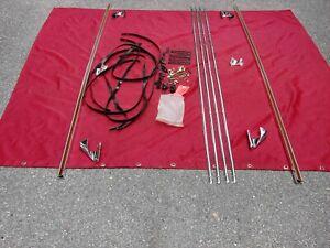 73-91 CHEVROLET GMC SUBURBAN C/K R/V NOS GM ROOF RACK LUGGAGE CARGO CARRIER