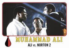 2021 TOPPS MUHAMMAD ALI THE PEOPLE'S CHAMP CARD #39 ALI vs NORTON 2