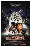 Transylvania 6 5000 Poster 01 Metal Sign A4 12x8 Aluminium