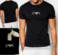 ARMANI Kurzarm Herren-T-Shirts aus Baumwolle