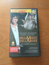 Dellamorte Dellamore (1994) VHS Sclavi Dylan Dog Prima Edizione