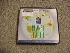 Don't Know Much About Planet Earth by Kenneth Davis (Audio 3 CDs Ex-Lib) Free SH