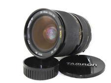 OLYMPUS OM Fit Tamron SP 1:3.5-4.2 F=28-80mm BBAR MC CF Macro Zoom Lens. (27A).
