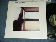 DIRE STRAITS Japan 1978 NM LP DIRE STRAITS  RJ-7541 with FLYER
