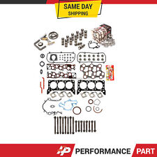 Full Gasket Bolts Lifter Timing Chain Water Pump 98-00 4.2 FORD F150 E150 E250