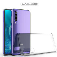 Phone Case Transparent Protective Full Cover For Xiaomi Mi 9 SE TPU Shockproof