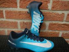 NIKE Mercurial Chaussures Football pointure 41 Bleu Turquoise