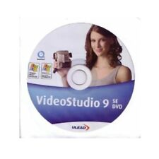 Ulead VideoStudio 9 SE, Deutsch, Windows
