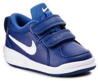 NIKE PICO 4 TDV PSV scarpe bambino ragazzo sportive pelle sneakers ginnastica
