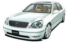 Aoshima > Toyota Celsior UCF31 / Lexus LS400  Model Kit, 1:24 Scale [028971]