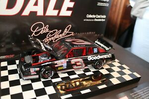 NIB Dale Earnhardt The Movie Car 5 in Series of 12 1988 Black & Silver brand new