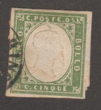 Sardinia Scott# 10c Used