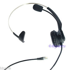 T400 Headset For Mitel Siemens Rolm Toshiba Intel-Tel Esi Commander Nt40