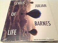 Levels of Life by Julian Barnes 2013 CD Unabridged NEW Audiobook