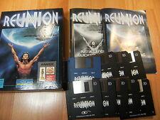 Retro PC Game: Reunion