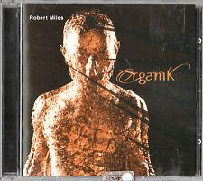 ROBERT MILES - Organik (CD) 12 tracks - NUOVO