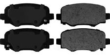 Disc Brake Pad Set-Ceramic Pads Rear Tru Star CBP1734