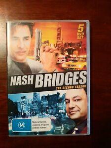 Nash Bridges Season 2 DVD