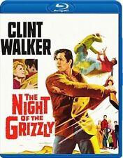 Night of The Grizzly 0887090038201 With Keenan Wynn Blu-ray Region a