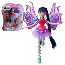 Winx Club - Mythix Fairy - Musa Doll 28cm with Mythix Scepter