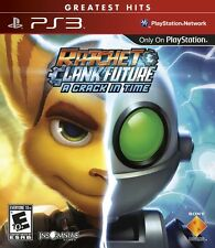 Ratchet & Clank Future - A Crack in Time - Greatest Hits - PS3 Adventure Game