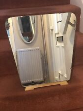 Vintage Funky Retro 50/60s Stand Alone Table Mirror By Homeworthy