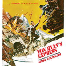 Von Ryans Express / The Detective - Complete - Limited Edition - Jerry Goldsmith