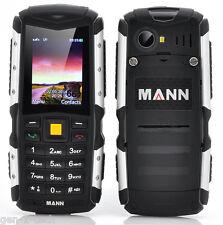 Dual Sim Rugged Tough Mobile Phone: Waterproof DustProof Shockproof FM Radio