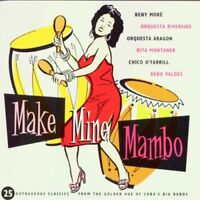 Various Artists-Make Mine Mambo CD Import  New