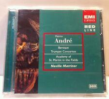 Baroque Trumpet Concertos (CD, 1997, EMI) (cd7589)