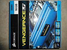 ✔New Sealed✔ CORSAIR VENGEANCE Blue LP 16GB (4x4GB) 1866MHz DDR3 *CL9* PC3-15000