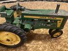 Vintage ESKA  60 John Deere Die Cast Metal Farm Toy Tractor 1/16