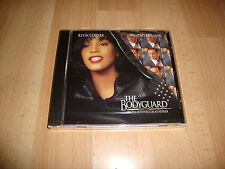 EL GUARDAESPALDAS THE BODYGUARD WHITNEY HOUSTON CD B. SONORA SOUNDTRACK NUEVA