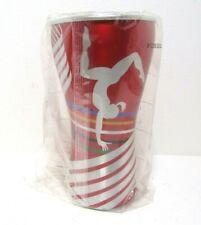 Coca Cola & McDonald's 2016 Rio Olympics Aluminum Cup Gymnastics Sealed NEW