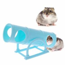 Hamster Exercise Toy Seesaw Sports Cage House Rat Mouse Play Tunnel Tube