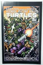 Teenage Mutant Ninja Turtles TMNT # 7 Comic IDW ~ Original # 7 IN COLOR CLASSICS