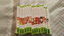 Lote Manga Love Hina Colección Completa 14 Tomos Como Nueva