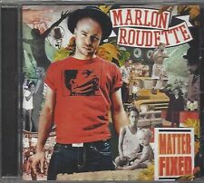 MARLON ROUDETTE / MATTER FIXED + BONUS TRACK * NEW CD 2011 * NEU *