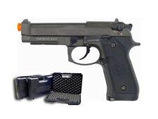 HFC M9 Semi and Fully Automatic Full Metal Gas Blowback Air Soft Gun