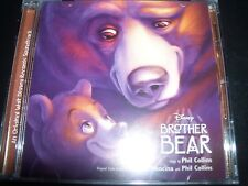 Bother Bear (Songs By Phil Collins) (Australia) Disney Soundtrack CD – Like New